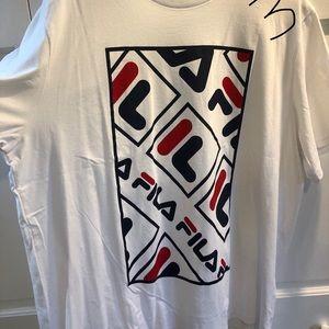 NWT FILA XXL Unisex Shirt